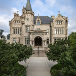 Built in 1908, the French Chateauesque Turnblad Mansion has housed ASI since 1929. (Paul Crosby Photography)