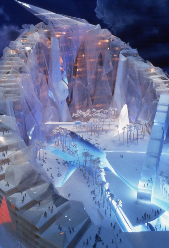 Atlantis Hotel and Casino. (Robert Reck)