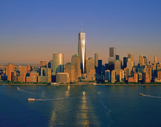 Both AECOM and URS have been active on the World Trade Center site in New York (AECOM)