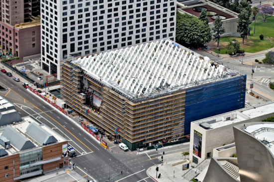 Aerial photo of the Broad (Jeff Duran/ Warren Air)