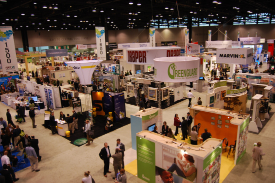 Greenbuild 2010. (Charles & Hudson / Flickr)