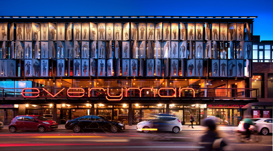 Everyman Theatre (Courtesy Philip Vile)