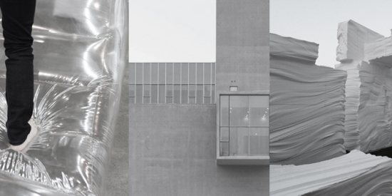 Examples of NAMELESS Architecture's work. (Courtesy AIA)