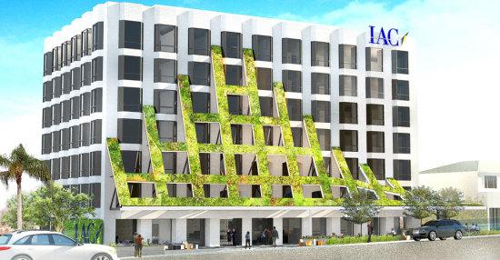 Rios Clementi Hale's Green Grid for IAC (RCH)