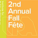 Institute for Public Architecture Hosts Fall Fête, Honoring Rosanne Haggerty & Michael Kimmelman