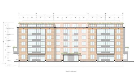 The Flats Buildings. (Courtesy Vengoechea + Boyland Architecture)