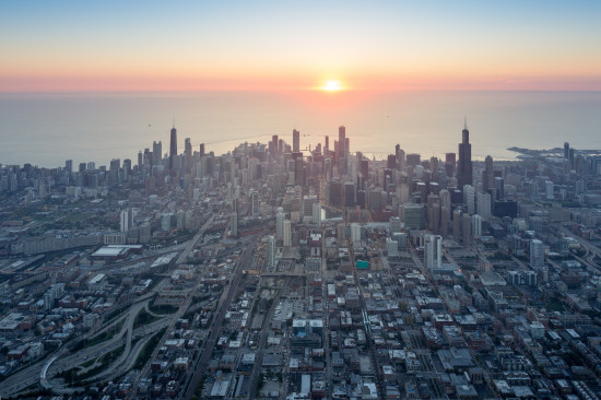 Chicago, photographed by Iwan Baan.