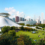 Unveiled> George Lucas Museum of Narrative Art by MAD architects
