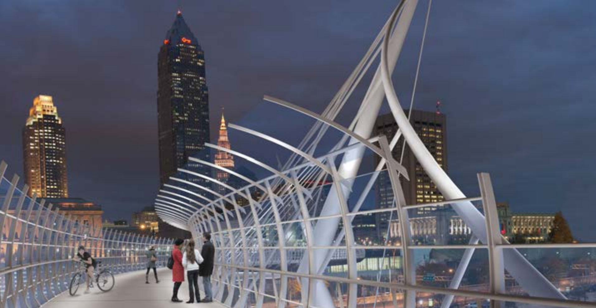 A N Blog Cleveland Looks To Link Lakefront And Downtown