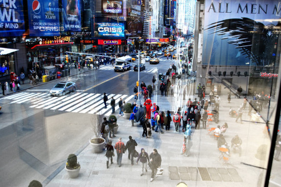 Tonight come see four proposals to redesign manhattan 39 s for Cocktail 42nd street