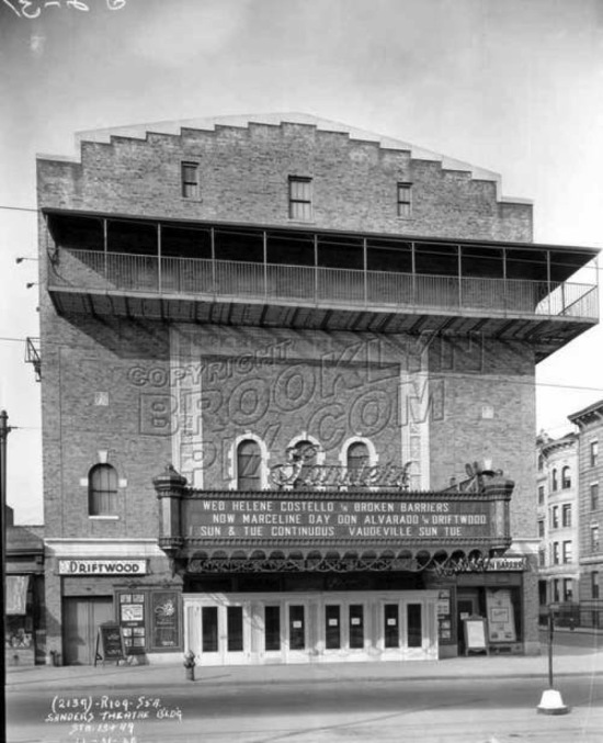 Original Sanders Theatre (Courtesy Brooklynpix.com)