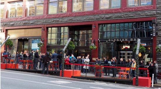 Seattle's Chromer Building Parklet (GGN)