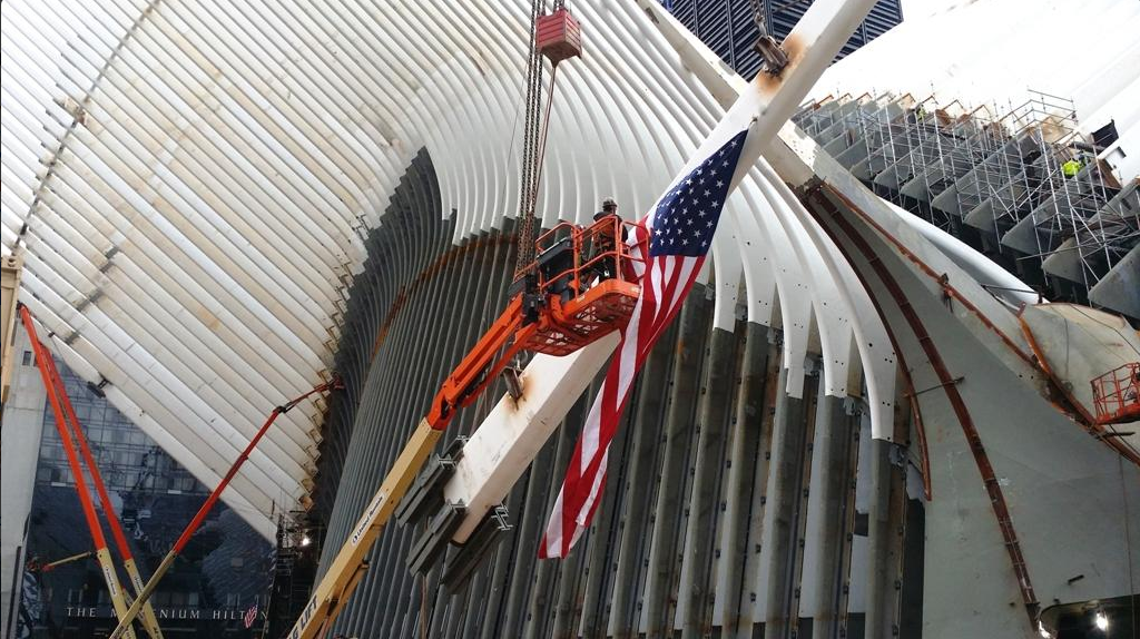 A/N Blog . Here's how Santiago Calatrava's New York City ...
