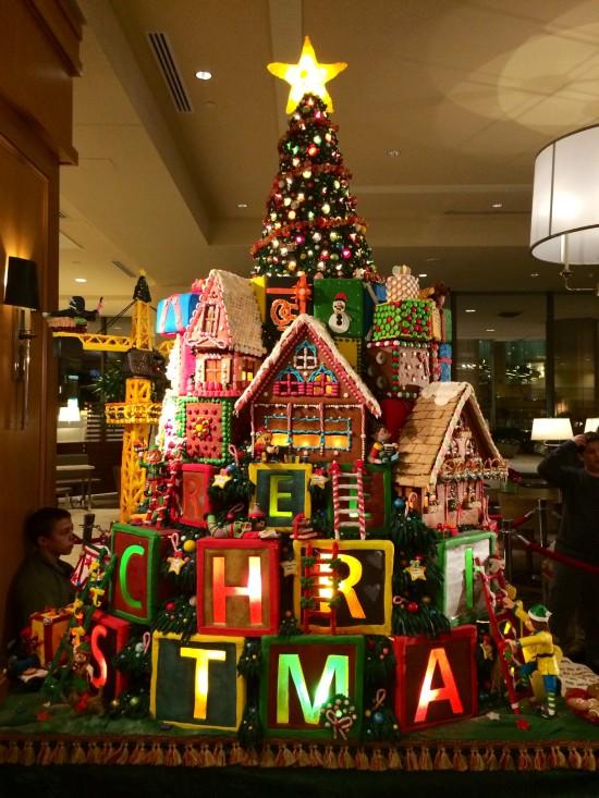 """""""O Christmas Tree"""" by Skanska/David Mestl (Ariel Rosenstock)"""