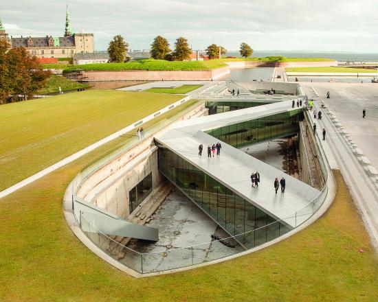 BIG's Danish National Maritime Museum. (Luca Santiago Mora)