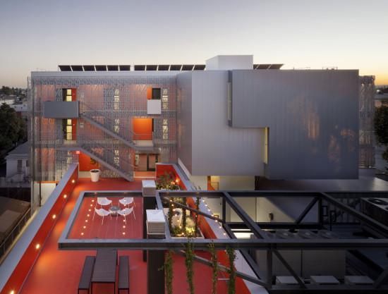 28th Street Apartments. (Eric Staudenmaier)