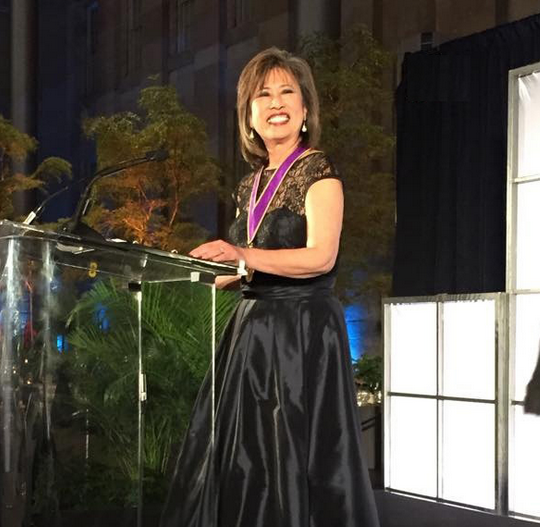 2015 AIA President Elizabeth Chu Richter. (William J Stewart Photography . Courtesy AIA)