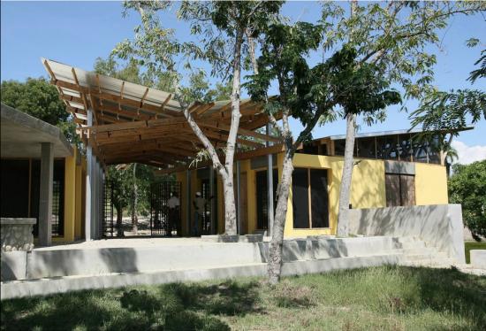 Sant Lespwa, Center of Hope. (Sarah Spanagel)