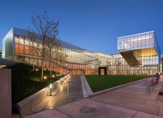 Krishna P. Singh Center for Nanotechnology. (