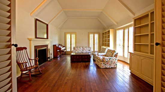 Interior of Bradbury House (Redfin/ MLS)