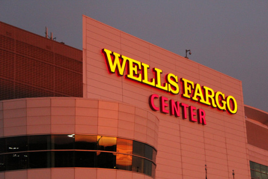 Wells Faro Center in Philadelphia. (Flickr / shinya)