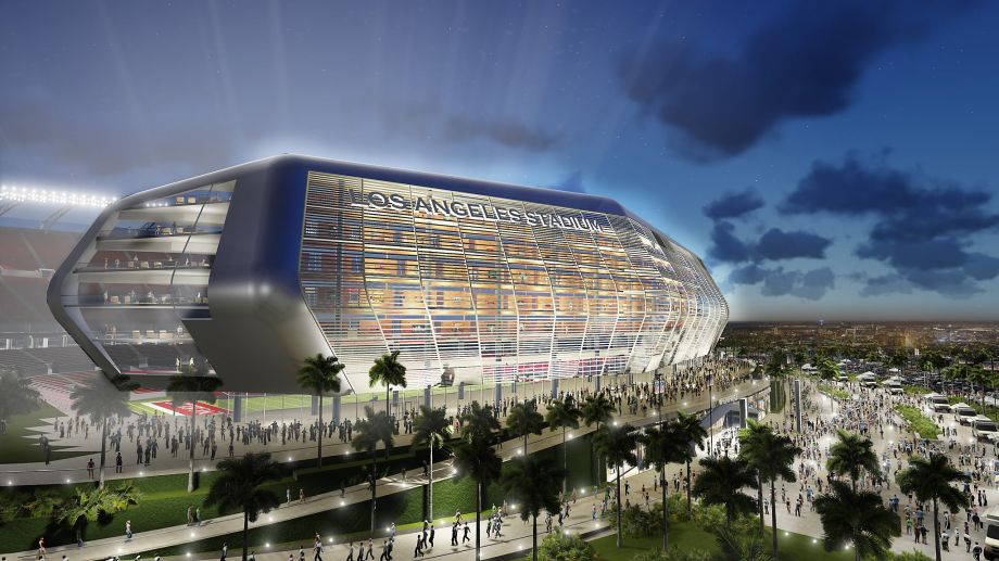 Are You Ready For Some Football Stadiums Los Angeles Gets