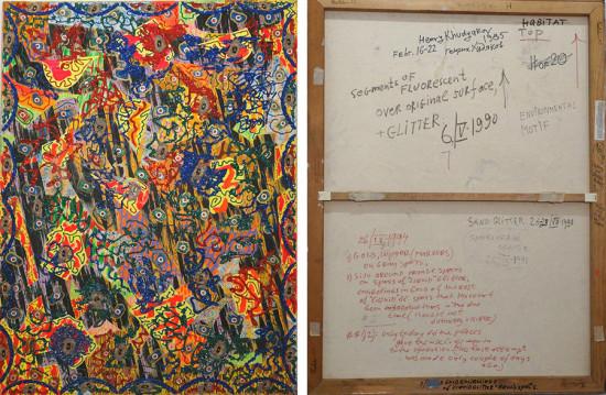 Henry Khudyakov's Environmental Motif, 1985-1994. (Courtesy Henry Khudyakov)