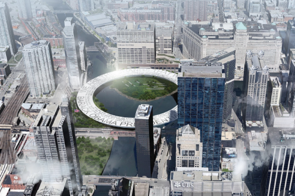 Obama Library As Drone Aviary Chicago Prize Winners