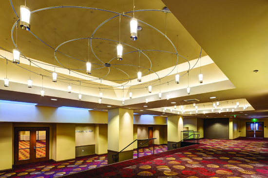 Inside the old lobby (Cuningham Group)
