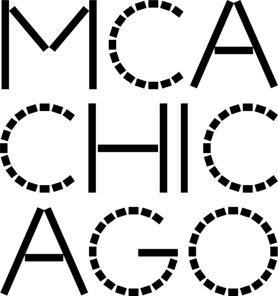 MCA Chicago's new logo