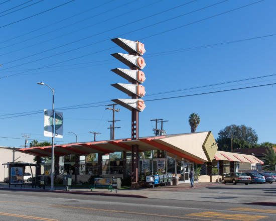 Norms La Cienega (Hunter Kerhart)