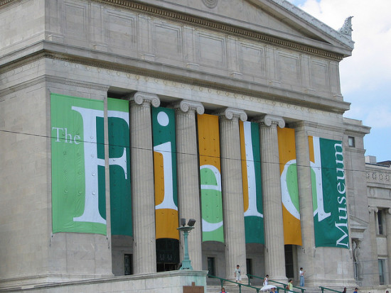 Chicago's Field Museum (GoCal83 via Flickr)