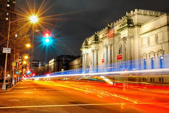 The Met. (Flickr / Andrew Mace)