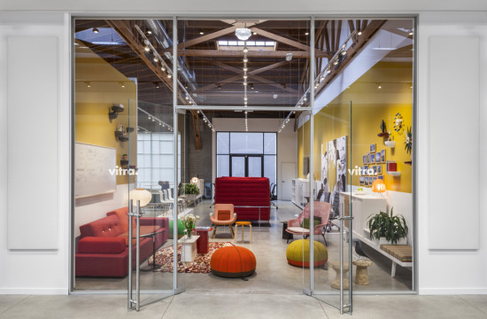 Looking inside Vitra's new Culver City showroom (Vitra)