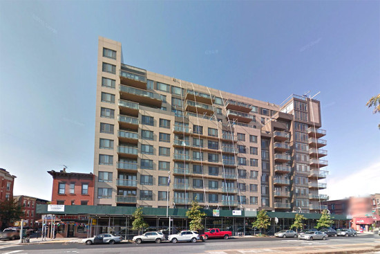 500 4th Avenue in Brooklyn. (Courtesy Google)