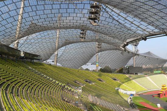 1972 Munich Olympic Stadium