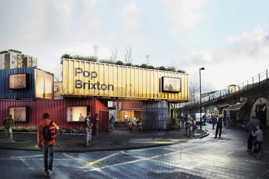 South London's shipping container coworking venue ...