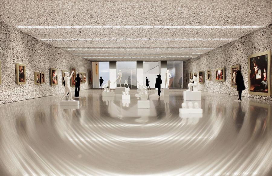 More In Milan Rem Koolhaas Arts Complex For Prada Brings