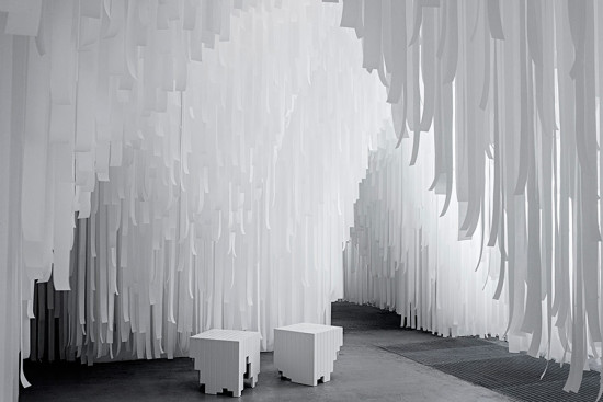 (Courtesy COS / Snarkitecture)
