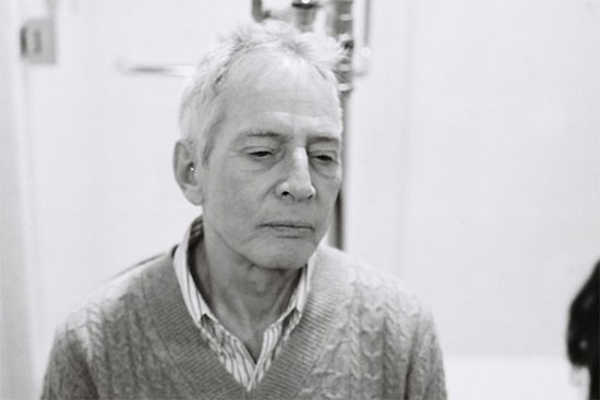 Robert Durst. (Courtesy HBO)