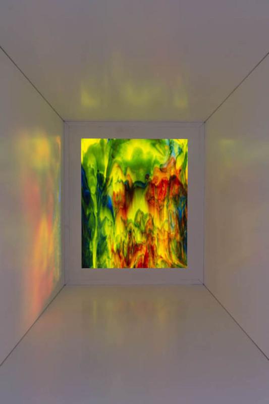 Untitled 'Light Rooms' (Courtesy James Ewing/Public Art Fund NY)