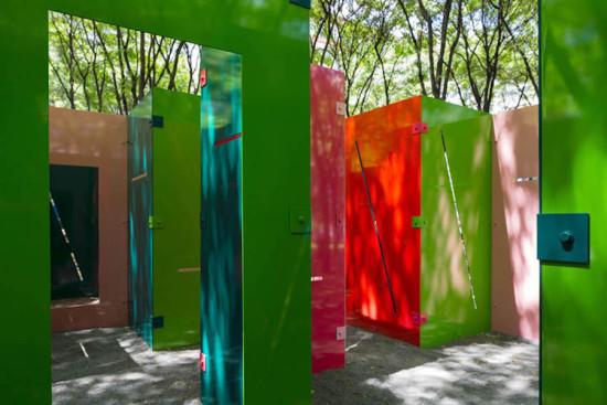 (Courtesy James Ewing/Public Art Fund NY)