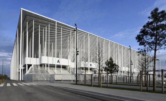 (Courtesy Nouveau Stade Bordeaux)