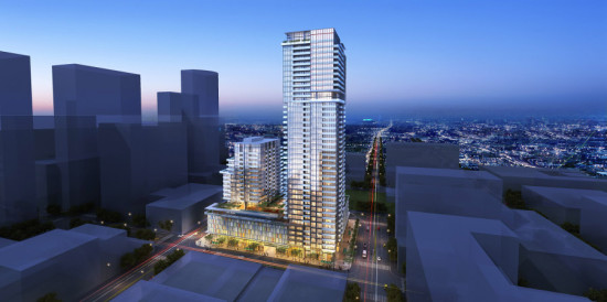 Joseph Wong is lead architect for The Block, a mixed-use, high-rise development in downtown San Diego. (Courtesy Zephyr/JWDA)