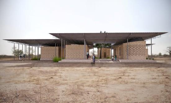 Mizengo Pinda Asali & Nyuki Sanctuary. (Courtesy Jaklitsch/Gardner)