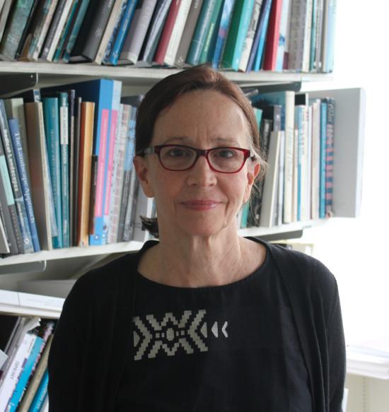 Anita Berrizbeitia. (Courtesy GSD)