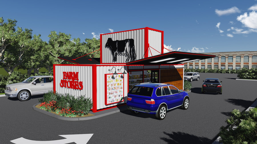 Shipping Container Wunderkind SG Blocks Teams Up With Farm