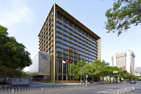 The Waldorf Astoria Beijing by Adrian Smith + Gordon Gill Architecture. (© Adrian Smith + Gordon Gill Architecture)