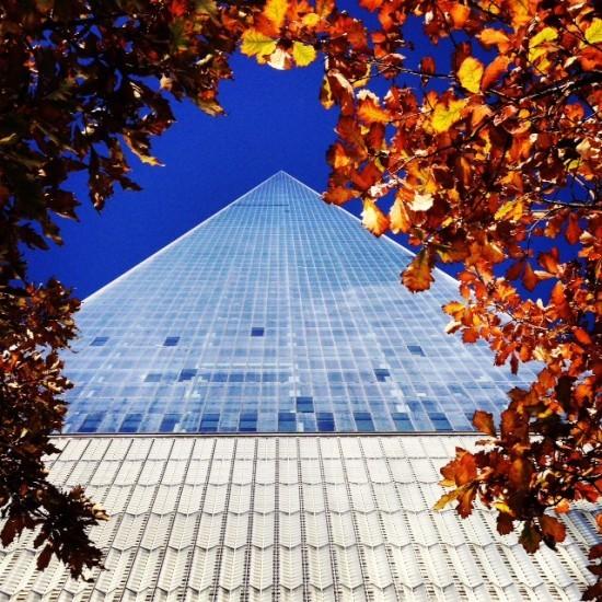 One World Trade Center. (AN)