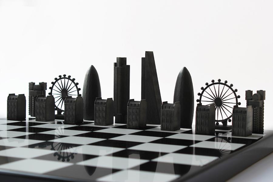 London Skyline As Battleground Designers Render 3d